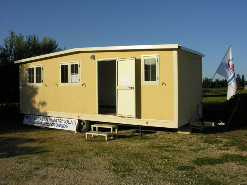 Case mobili a catania for Case in legno prefabbricate usate