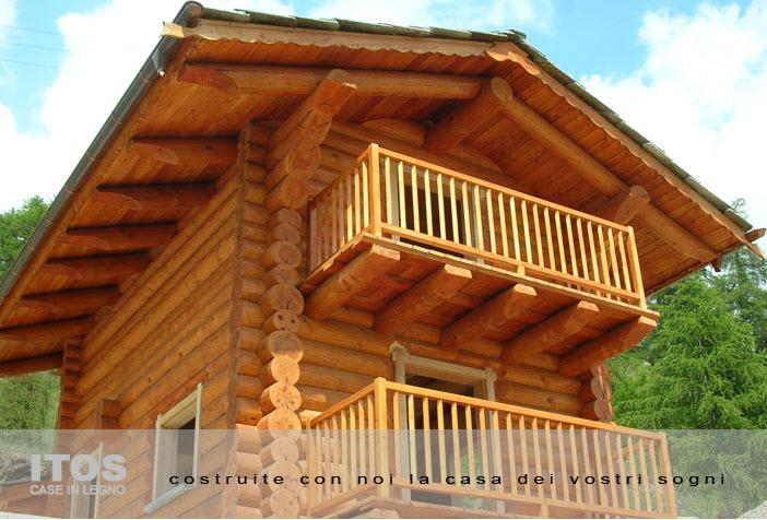 Case Di Tronchi Di Legno : Itos torino case prefabbricate in legno