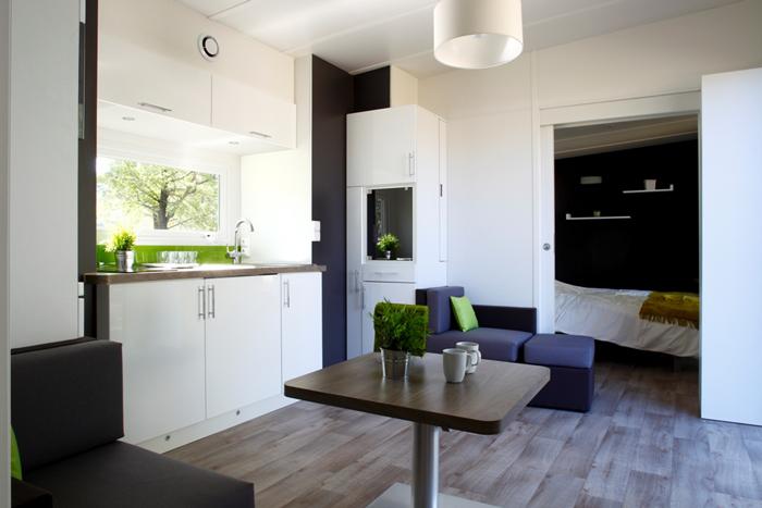 Case mobili prefabbricate for Disegni mobili casa