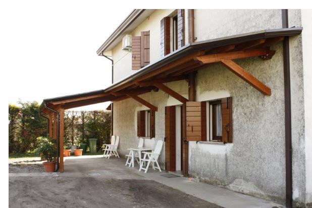 Prefabbricati in legno pag 5 for Foto di portici in pietra