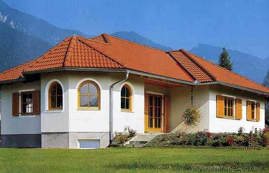 La casa ecologica roma case ecologiche for Case futuristiche