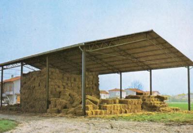 Prefabbricati metallici a forl cesena for Strutture in ferro per case