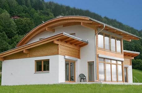 Lares treviso vittorio veneto case prefabbricate in for Aziende case prefabbricate in legno