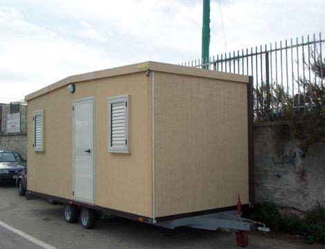 Container Ufficio Usati A Lecce : Case mobili prefabbricate