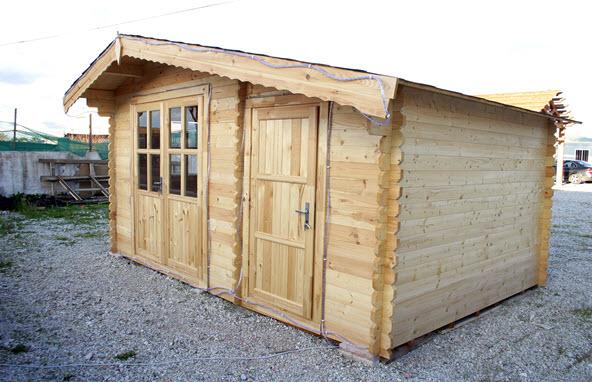 Spogliatoi prefabbricati a trapani for Costo casette in legno