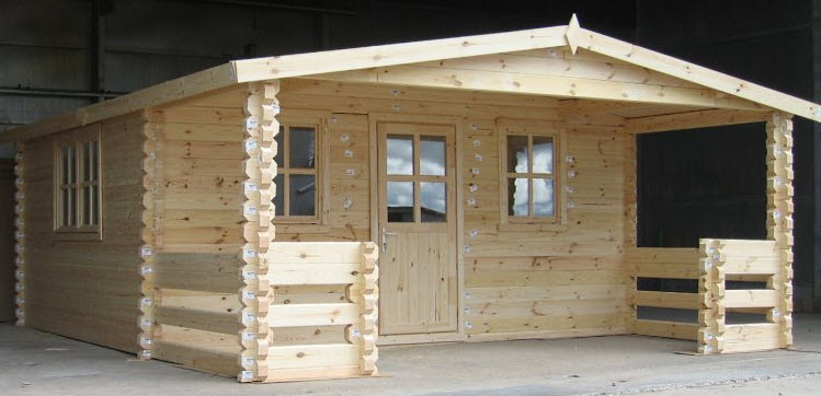 Modelli di case ko23 pineglen for Case prefabbricate moderne sicilia