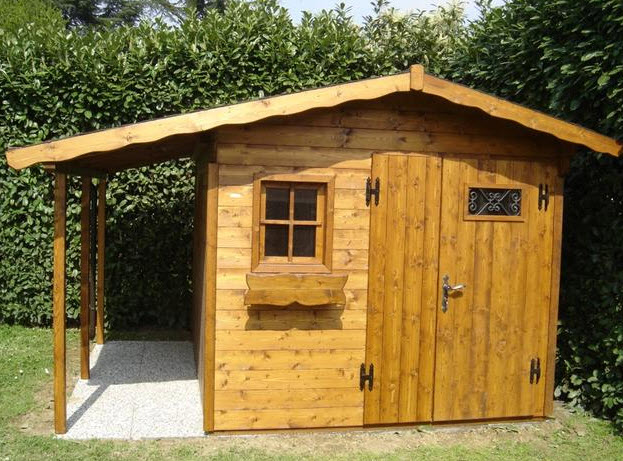 Lf arredo legno bologna pianoro casette da giardino - Arredo giardino bologna ...