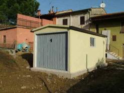 Casette da giardino ad arezzo for Casette prefabbricate in cemento