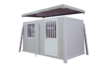 Box e container in emilia romagna for Box coibentati per cani usati