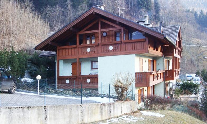 Case ecologiche a bologna for Disegni di chalet svizzeri