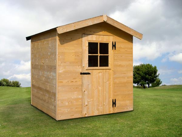 Chioschi a vicenza for Produzione casette in legno romania