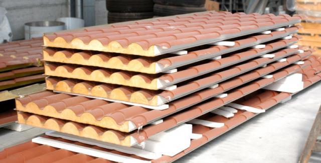 Officine nuove udine campoformido prefabbricati for Tetto coibentato prezzi