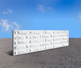 Recinzioni modulari cemento