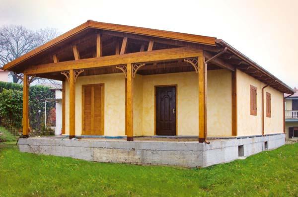 Orvi roma case prefabbricate in legno for Officine romane prefabbricati