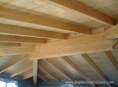 Tetti in legno a oristano for Tetti in legno particolari costruttivi