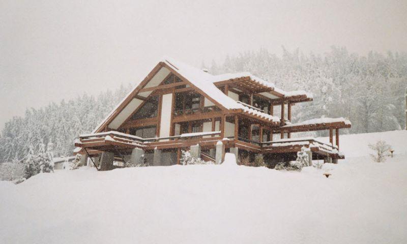 Pagano case legno art aiuole con sassi collezione case in for Pagano case in legno prezzi