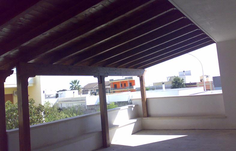 PF Coperture - Lecce (Campi Salentina) - Pergolati e pergole