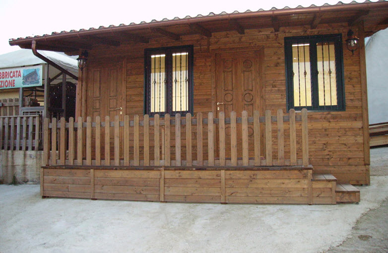 Case mobili a roma - Case in legno mobili ...