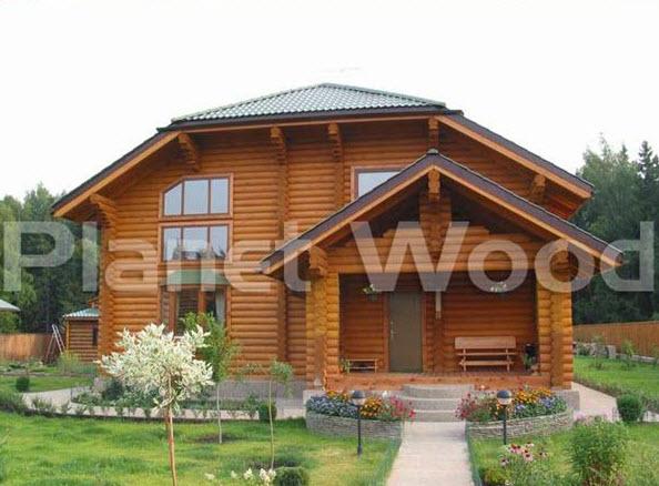 Case prefabbricate in legno in sardegna for Case di tronchi di blocchi di legno