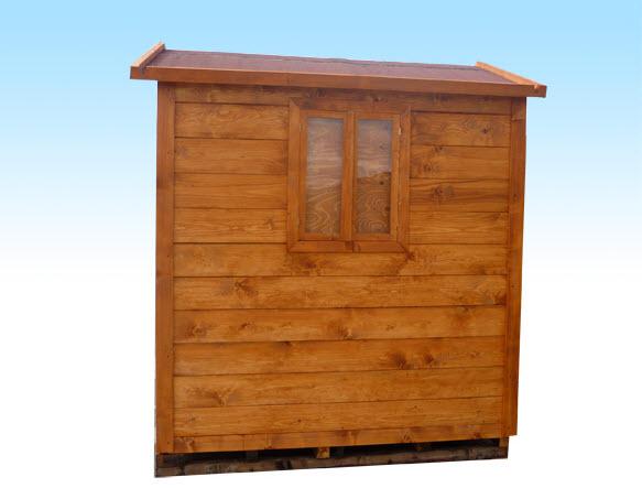 Bagni in legno prefabbricati idee creative e innovative for Parete vasca ikea
