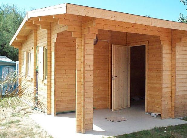 Case prefabbricate in legno a livorno for Mini case italia prezzi