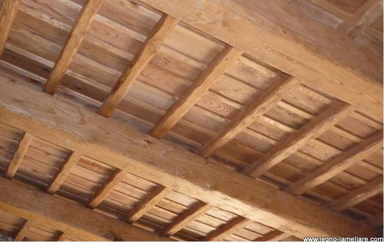 Strutture in legno nel lazio