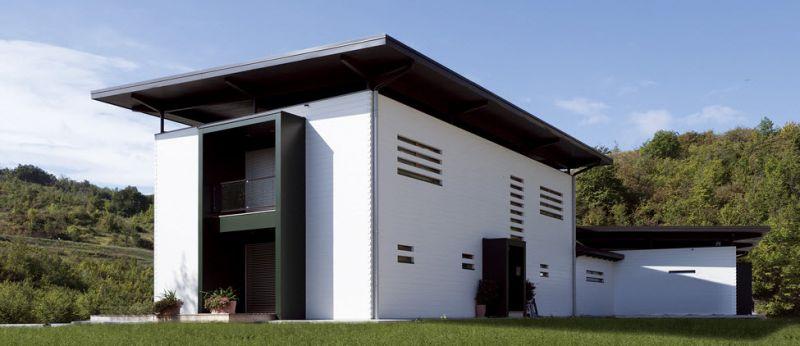 Rubner haus bolzano chienes case prefabbricate in legno for Haus case prefabbricate