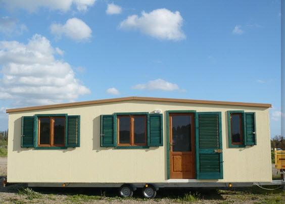 Case mobili in sardegna for Moduli abitativi usati