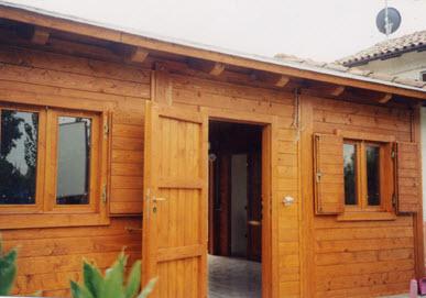 Spogliatoi prefabbricati a rimini for Prefabbricati in legno listino prezzi