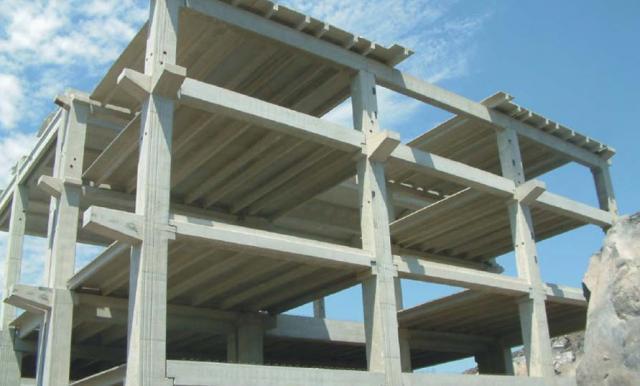 Strutture prefabbricate cemento armato