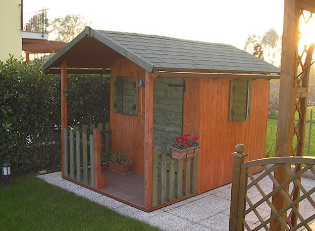 Casette da giardino pag 2 - Casette legno giardino brico ...