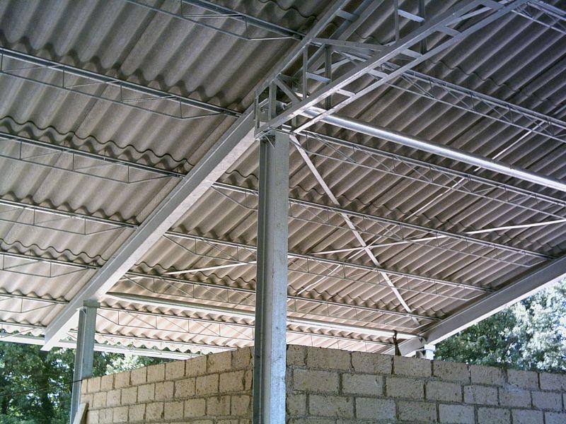 Capannoni e prefabbricati industriali for Vendo capannone in ferro