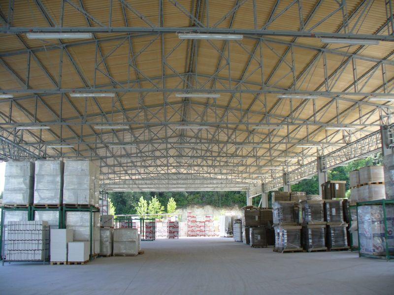 Capannoni e prefabbricati industriali for Capannoni prefabbricati usati in ferro