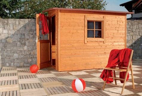 Casette da giardino a treviso for Casette in legno prezzi scontati