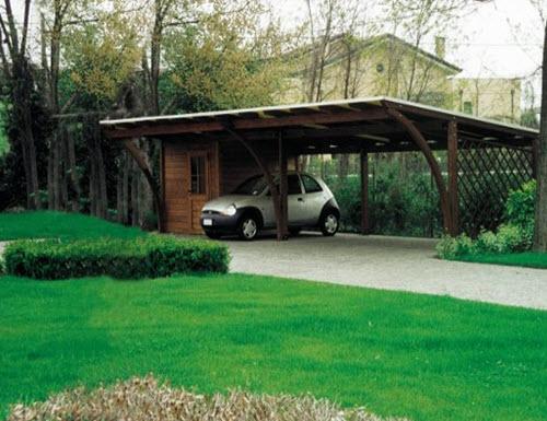 Box auto e garage a padova for Progettazione di garage per auto