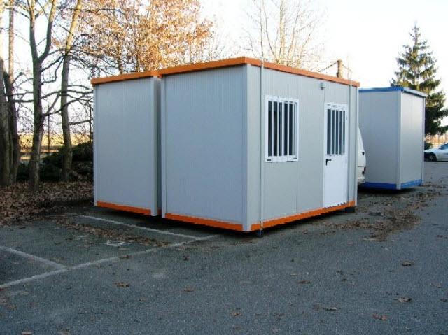 Container mobili per ufficio usati design casa creativa for Aziende bagni design
