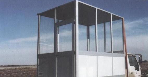 Box Ufficio Legno : Box e container in piemonte
