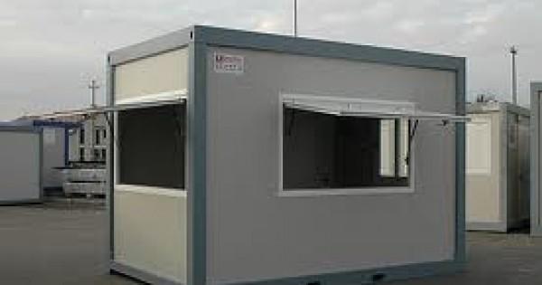 Noleggio prefabbricati i nuovi modelli in commercio e la for Prezzo al piede quadrato per costruire un garage
