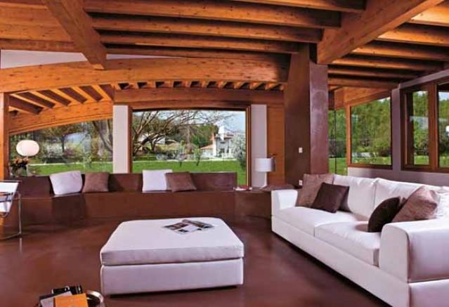 Tutto sulle ville plus conoscere la casa prefabbricata for Ville in legno di lusso prezzi