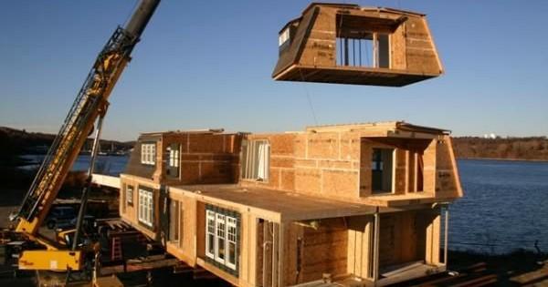 Possibile costruire e progettare una casa prefabbricata for Costruire una casa prefabbricata