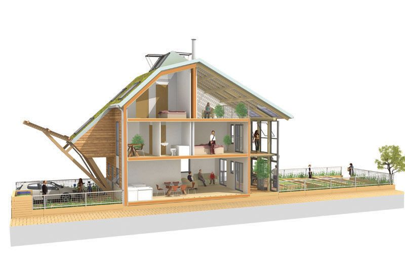 Come risparmiare nella climatizzazione delle case - Foto di case arredate ...