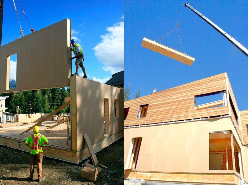 Possibile costruire una casa prefabbricata spendendo - Costo costruzione casa prefabbricata ...