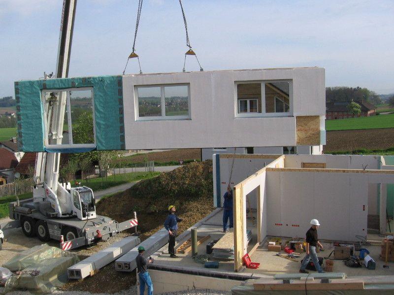 Possibile costruire e progettare una casa prefabbricata for Come costruire una villa