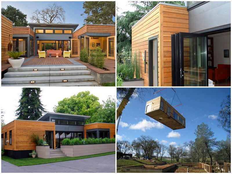 Progettazione Casa In Legno : È possibile costruire e progettare una casa prefabbricata in legno