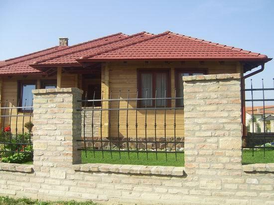 Fiera emaia 2013 presentata la casa in legno di 54 mq da euro - Prefabbricato casa ...