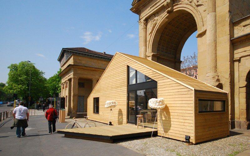 Sempre possibile costruire case prefabbricate in legno for Case prefabbricate a lotti stretti