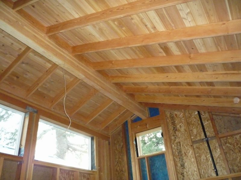Soffitto In Legno Lamellare : È meglio impiegare elementi in legno lamellare o in legno