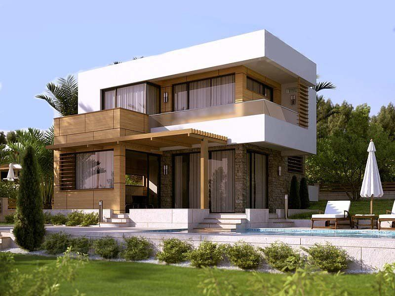 Da che cosa dipende il valore commerciale di una casa in - Costo di una casa in legno ...