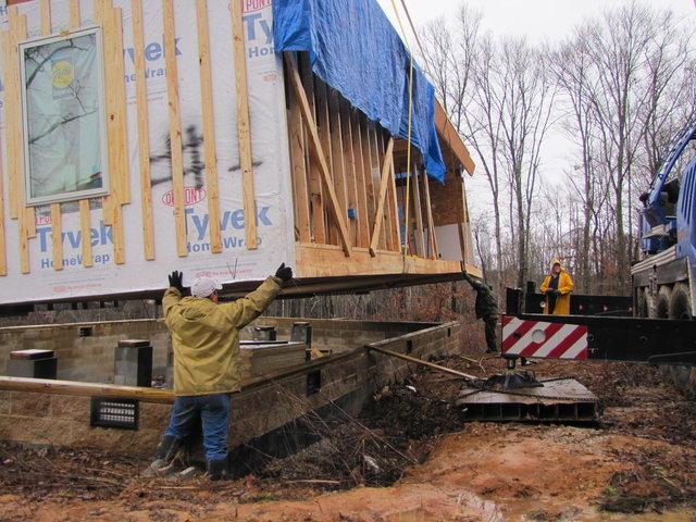 Case prefabbricate senza impianti in quali casi esse for Case in legno senza fondamenta