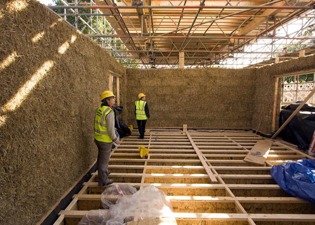 I materiali in bioedilizia - Costruire una casa in paglia ...
